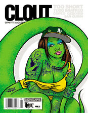 CLOUT #11  AMERICAN GRAFFITI ART. IRONLAK