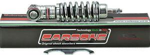 Front Shock Absorber Carbon Hi-Tech Vespa 90 Spring Adjustable Chrome-Plated