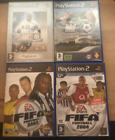 This Is Football 2003& 2005 FIFA Football 2003 & 2004 PS2 Games Bundle