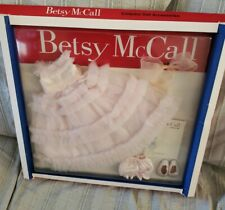 """1997 Betsy Mccall Doll Collector Dress (Prom) Robert Tonner For 14"""" Doll"""