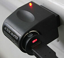New110V - 240V AC Plug To 12V DC Car Cigarette Lighter Converter Socket Adapter
