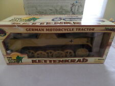 21st Century Toys The Ultimate Soldier Kettenkrad German Motorcycle Tractor 1/6