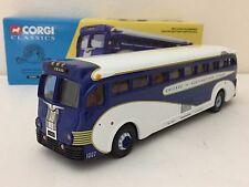 Corgi 53901 Yellow Coach 743 Bus - Union Pacific  1:50  *** RARE!! ***