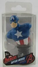Marvel Avengers Captain America Paper Weight Superhero Bust 3 Inches Tall