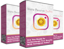 Insta Passive Profits - Take Your Instagram Marketing To A Whole New Level