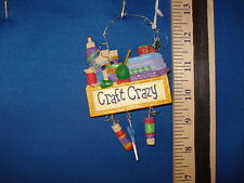 Craft Crazy Ornament 63516S 196