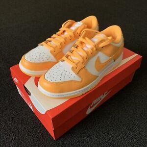"""Nike Dunk Low """"Laser Orange"""" Size 8W (DD1503-800)"""