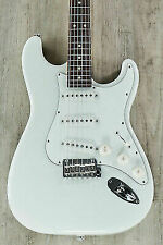 Suhr Classic S Guitar Olympic White Rosewood Fingerboard SSCII 8 Lbs.