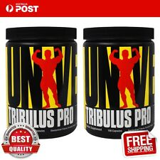 Universal Nutrition Tribulus Pro Standardized Tribulus 100caps x 2 bottles