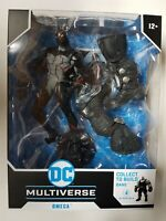 Omega Batman: Last Knight on Earth DC Multiverse McFarlane Toys Figure New