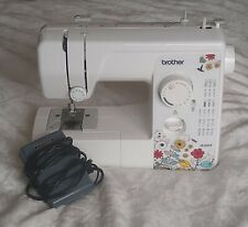 Brother JX2517 17 Stitch Sewing Machine Floral Pattern