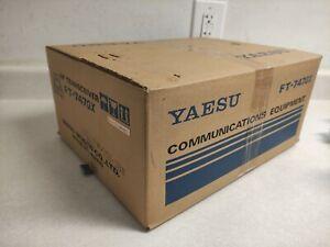 Yaesu FT-747GX HF Ham Transceiver AM FM SSB CW