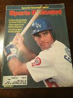 SPECIAL BASEBALL ISSUE - SPORTS ILLUSTRATED- APRIL 12, 1982