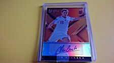 PANINI SELECT SOCCER 2015 HERRERA Manchester United Man Utd ORANGE AUTO /100