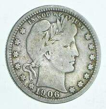 1906-O Barber Quarter - Walker Coin Collection *710