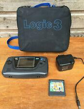 Sega Game Gear Handheld-Spielekonsole 2110-50 Japan Patrone Ladegerät Case