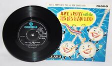 """7"""" EP - Have a Party With The Big Ben Banjo Band - Columbia SEG 8194 - 1963"""