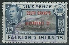 Territory George VI (1936-1952) British Postages Stamps