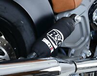 Yamaha YZF R6 2007 R&G Racing Shocktube SHOCK12BK Black