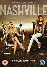 Nashville: Season Two [DVD] [2013] [2014] - New & Sealed