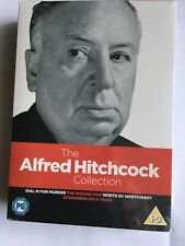 Hitchcock Master Suspense DVD  Signature Collection 4 Classic Films Still Sealed