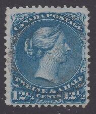 CANADA, 1868-76. Dominion Scott 28, Used