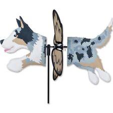AUSTRALIAN SHEPHERD Petite Garden Wind Spinner by Premier Kites & Designs