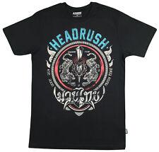 Headrush Mens Muay Thai 2.0 T-Shirt - Black - Small