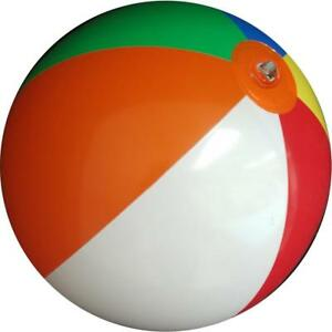 Jumbo Size Multi Color Beach Ball 72 inch, Party, Birthday Fun, Pool, Outdoor.