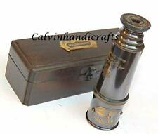 Antique Marine Nautical Brass Telescope Gift Items  Vintage Nautical Spy Glass