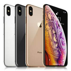 Apple iPhone XS 64GB/256GB - Unlocked Sim Free -  Various Colors - Various Grade