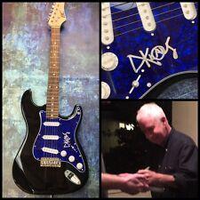 GFA Dead Kennedys Guitarist * KLAUS FLOURIDE * Signed Electric Guitar K2 COA