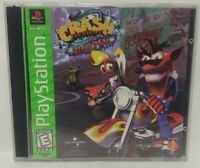 Crash 3 Warped Bandicoot  - Playstation 1 2 PS1 PS2 Game Complete Tested Working