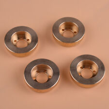 4PCS Brass Wheel Weight Block Counterweight Fit for 1/10 RC TRX4 Trail Crawler