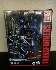 New listing Sealed Transformers Studio Series 75 Deluxe Class Jolt Transformer Takara Tomy