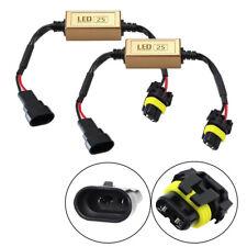 9005 9006 HB3 HB4 LED Headlight Canbus Anti Flicker Resistor Canceller Decoders