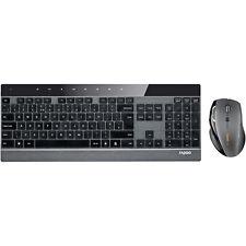 RAPOO 12116 8900P, Tastatur und Maus