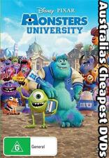 Monsters University DVD NEW, FREE POSTAGE WITHIN AUSTRALIA REGION 4