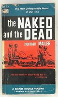 The Naked and the Dead NORMAN MAILER 1st Signet PB 1951