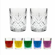 Ginsanity 2 Set of Roaring 20's Timeless Vintage Coup Shot Glass - 60ml