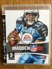 Madden NFL 08 (entsiegelt) - PS3 UK Version NEU!