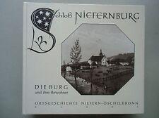 Schloß Niefernburg Ortsgeschichte Bd. 1 Niefern-Öschelbronn 1988