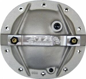 """GM 7.5"""" 7.6"""" Chevy 10 Bolt TA Performance Aluminum Cover Girdle Low Profile 1809"""