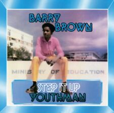 BARRY BROWN: Step It Up Youthman CD *NEW*