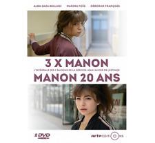 3 FOIS MANON + MANON 20 ANS - 2 DVD