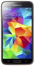 Samsung Galaxy S5 Copper Gold - Wie Neu - 5,1 Zoll 16MP