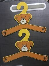 Build-a-Bear Workshop Babw yellow cardboard 2 Hangers