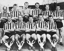 NEWCASTLE UNITED FOOTBALL TEAM PHOTO>1960-61 SEASON