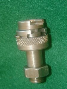 "Hollywood style reloading/RCBS adapter, ""universal"" adapter"