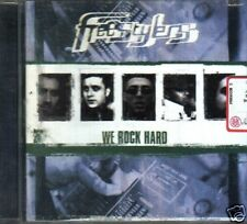 AA.VV. FREESTYLERS WE ROCK HARD CD